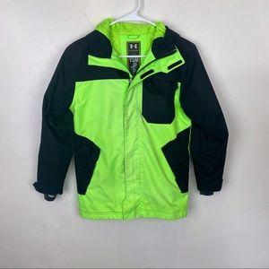 Under Armour UA Storm Black Jacket Coat YSM JP